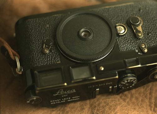 Laica M3+Lens of scanner