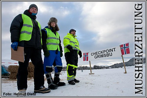 Femundlopet Checkpoint