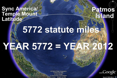 UPDATE: More 2012 Confirmation, Time/Distance, Google Earth 4349623344_2865c34eb1