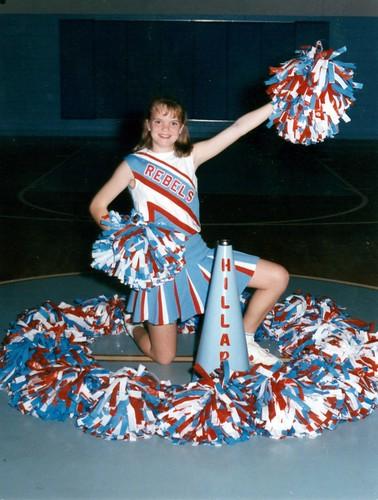 GMS 1991 Cheerleading Squad04