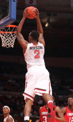 mase, dunking