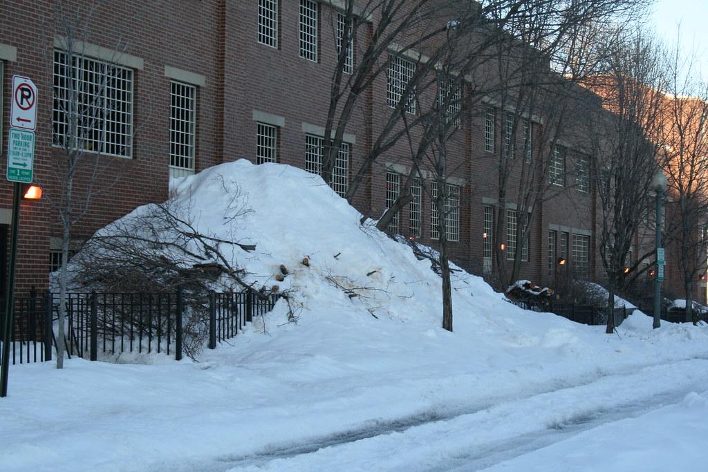 Snow Mound
