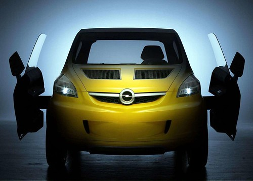 Opel Trixx frontal