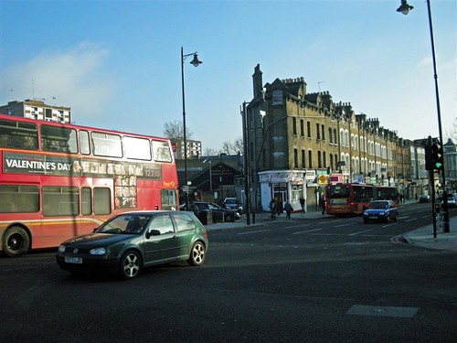 Stoke Newington Road