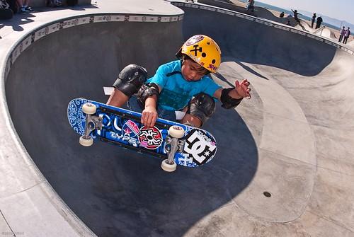 Alex Lee Venice Skate Park