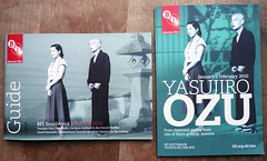 Yasujiro OZU season @ BFI
