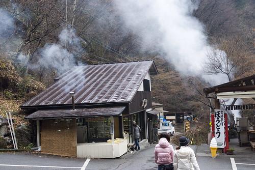日本 昇仙峽