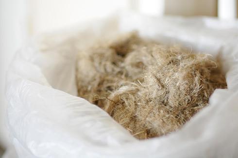 bag of linen