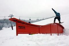 Pozvánka do Skateshop.cz Snowparku na Paprsku