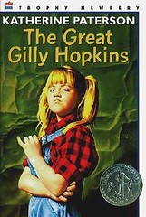 4366163805 0ee22bd406 m Top 100 Childrens Novels #63: The Great Gilly Hopkins by Katherine Paterson