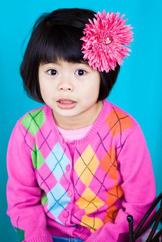 Mia Pink Flower-8
