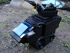 H.I.S.S (SuperiorRAW) Tags: speed gijoe high tank lego military weapon vehicle soldiers artillery sentry moc warfare