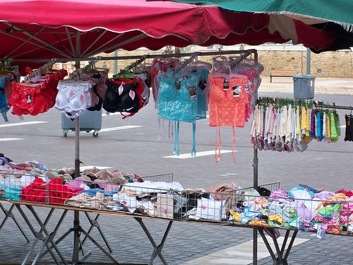 Friday Market Day in Beziers