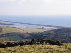 Close Up (CoasterMadMatt) Tags: greatbritain sea landscape bay coast view unitedkingdom dorset coastline geography geology chesilbeach 2010 physicalgeography shinglestructure