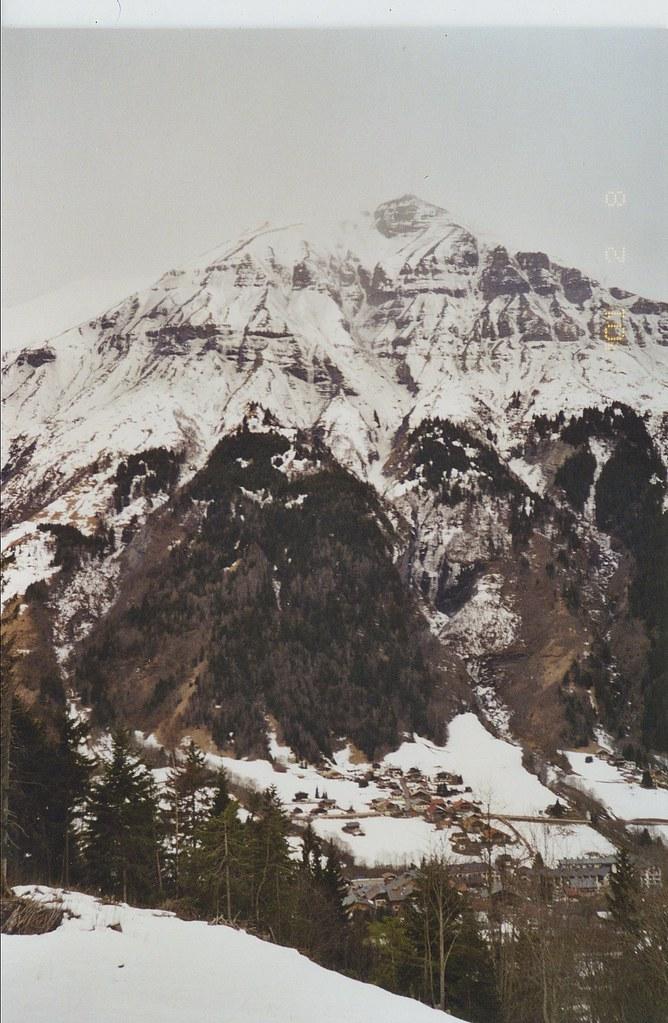 2001-02-00 Mont Joie France les Alps (1)