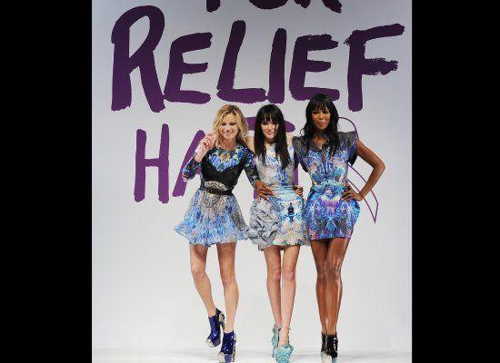 Naomi's Relief for Haiti