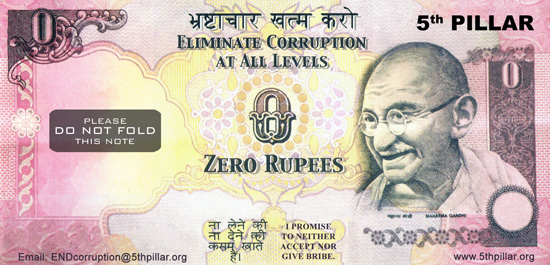 nul rupees