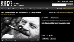 Ten Million Books: An Introduction to Farley Mowat (1981) NFB Documentary
