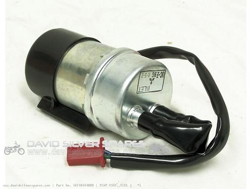 Honda VFR750 fuel pump
