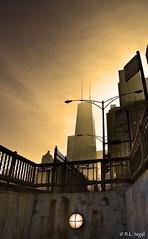 Mine is the Sunlight, Mine is the Morning (rjseg1) Tags: morning chicago tower skyline architecture skyscraper lakeshoredrive hancock segal rjseg1