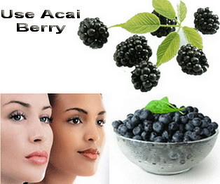 Use Acai Berry