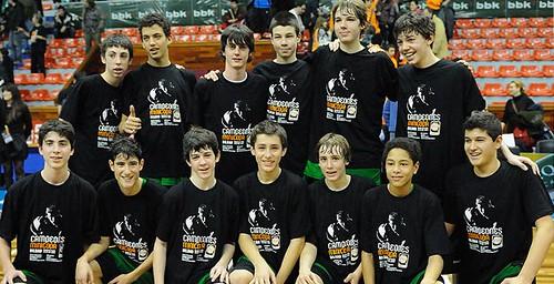 DKV Joventut campeón Minicopa 2010