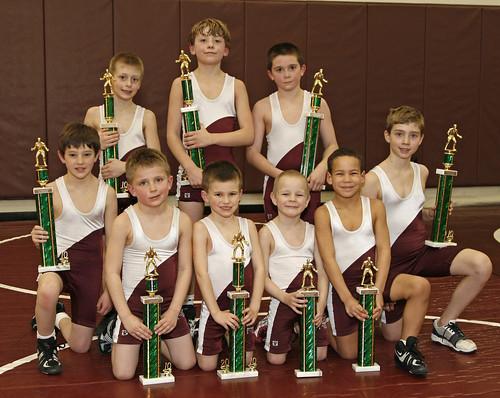 2010 ICWL Pottsgrove Champions