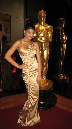 Femme Noir Finalist for Oscars Designer Challenge 2010 1