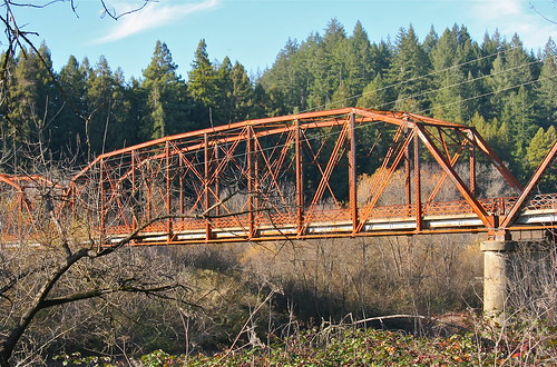 Waddell A Truss Bridge. The Wohler Bridge: Camels and Trusses!