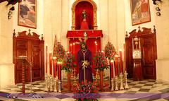 Besamanos de Jess de las Penas (nazareno de cola) Tags: rosario penas besamanos semanasantadealmera sbadodepasin luislvarezduarte