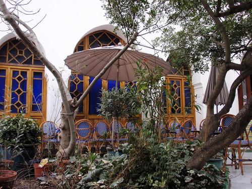 Paris Mosque cafe