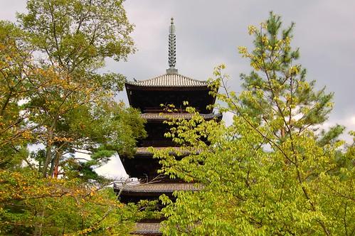Pagoda del Ninna-ji
