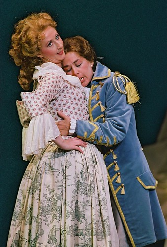 nick carter and lauren kitt. nick carter and lauren kitt. Lauren Kitt|Lyric Opera Figaro