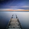 Yet More Jetty (Gary Newman) Tags: longexposure square jetty dorset posts nd110 d700 ostrellina
