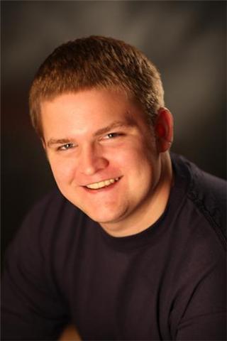 Actor Dan Paquette