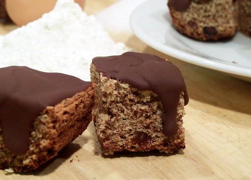 dolcetti al cacao glassati