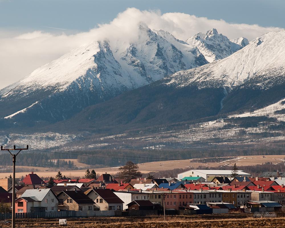 pueblos del Tatras 5