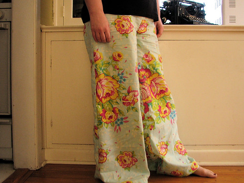 Delusions of Spring lounge pants