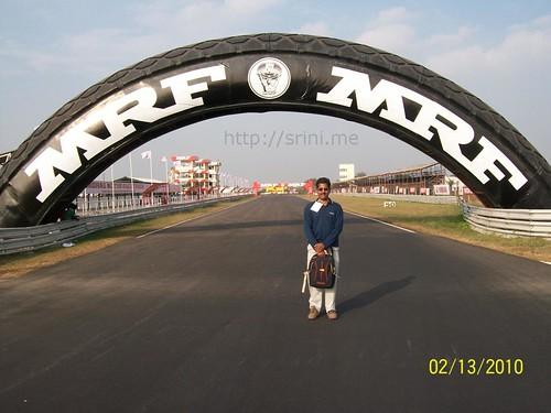 mrf race 191