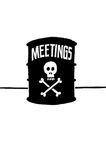 Meetings are Toxic