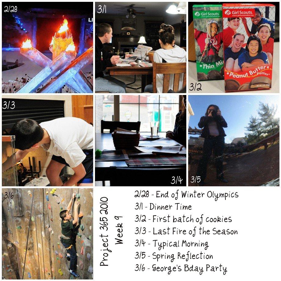 P365 2010 Week 9