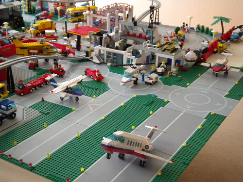 Lego City 2010 Airport