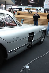 Mercedes Benz 300 SLR exhaust pipe, Retro Classics (Andy_BB) Tags: auto show old slr classic car vintage mercedes benz automobile antique pipe voiture system coche vehicle oldtimer motor 300 veteran  macchina coches exhaust bagnole vieux 2010 automvil austellung tacot auspuff exhibiton  w198 retroclassics voitureancienne  automercedes   cochedepoca  loych  retroclassics2010 retroclassicsstuttgart