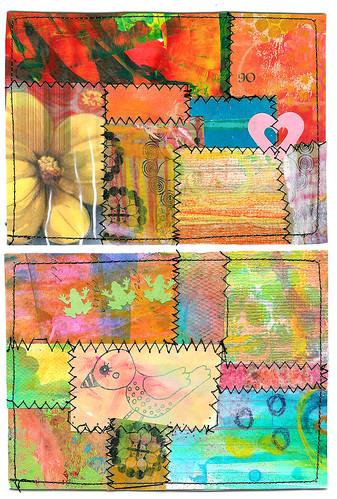 Quilt Postcards
