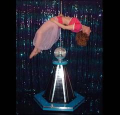 Dayle Krall Impaled (SherryandKrallMagic) Tags: magic magicians impaled magician daylekrall themagicofsherryandkrall