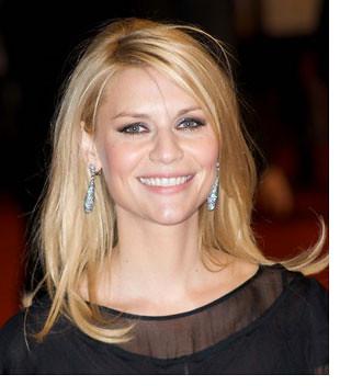 Claire Danes  Series on Claire Danes New Latisse Spoke Model Show