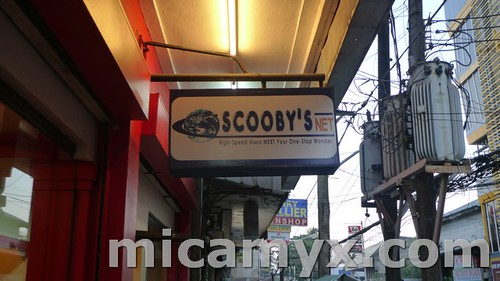 Scooby's Internet Cafe