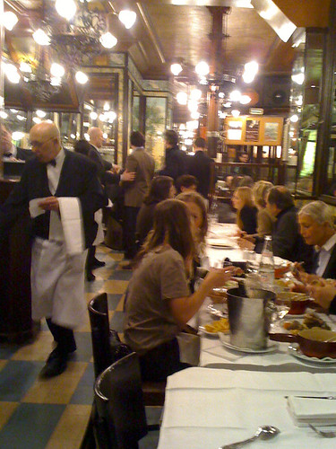 Front Dining Room, Brasserie Lipp