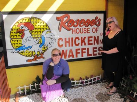 Roscoe's!