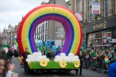 St. Patty's Day Dublin Ireland (tribalpreneur) Tags: ireland dublin parade stpattys stpatricksday stpats dublinireland aroundtheworld saintpatricksday luckoftheirish irishlove irishpride greenlove happy2010 greenluck irishcapital marchthe17th superbparade 2010stpattricksdayparadedublinireland